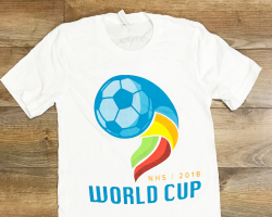 World Cup Custom Tee