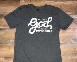 Believe God for the Impossible