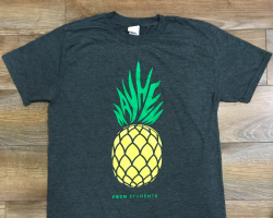 Mayhem FBCN Students Pineapple Shirt