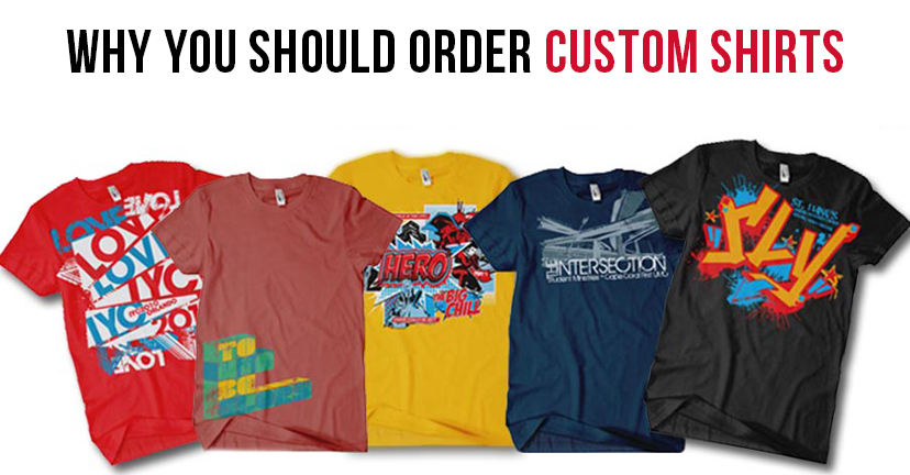739479311 5 Reasons to Buy Custom Shirts for Your Group