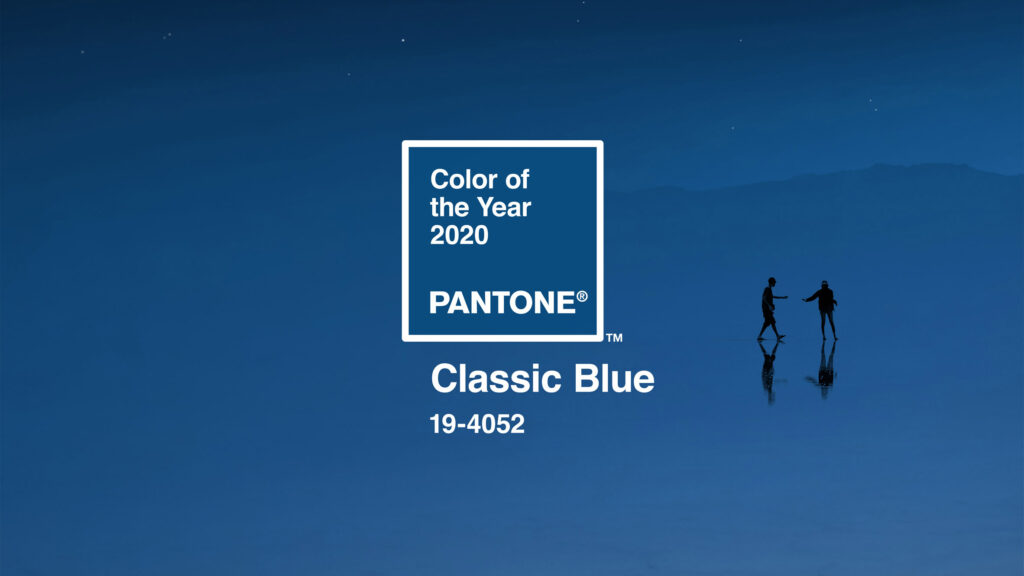 Color of the Year: Classic Blue
