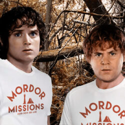 Mordor Missions